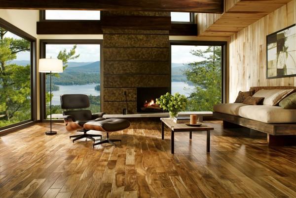 COLORTILE Artisan Hardwood Black Bear Acacia