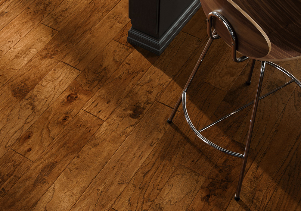COLORTILE Artisan Hardwood - Fall River Hickory