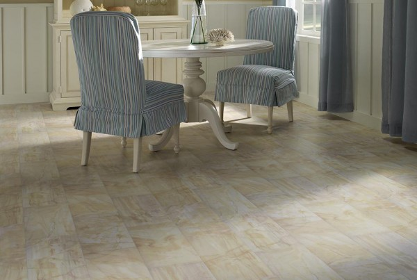 Mannington Luxury Vinyl Sheet - Beach Haven