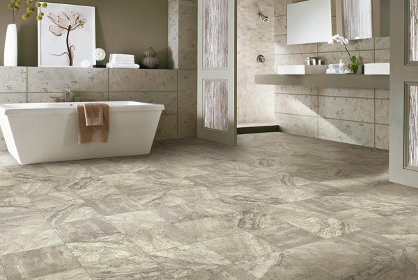 COLORTILE Cushioned Resilient - Caria Travertine