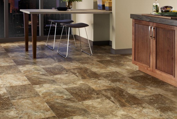Mannington Luxury Vinyl Sheet - Colorado