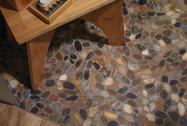 Daltile River Pebbles