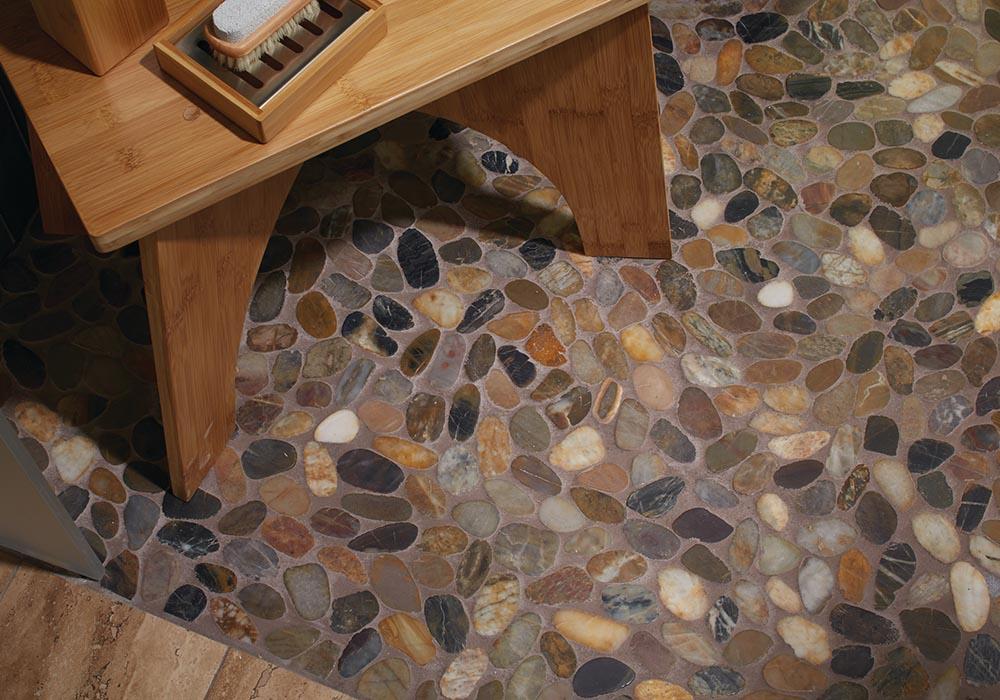 Daltile River Pebbles