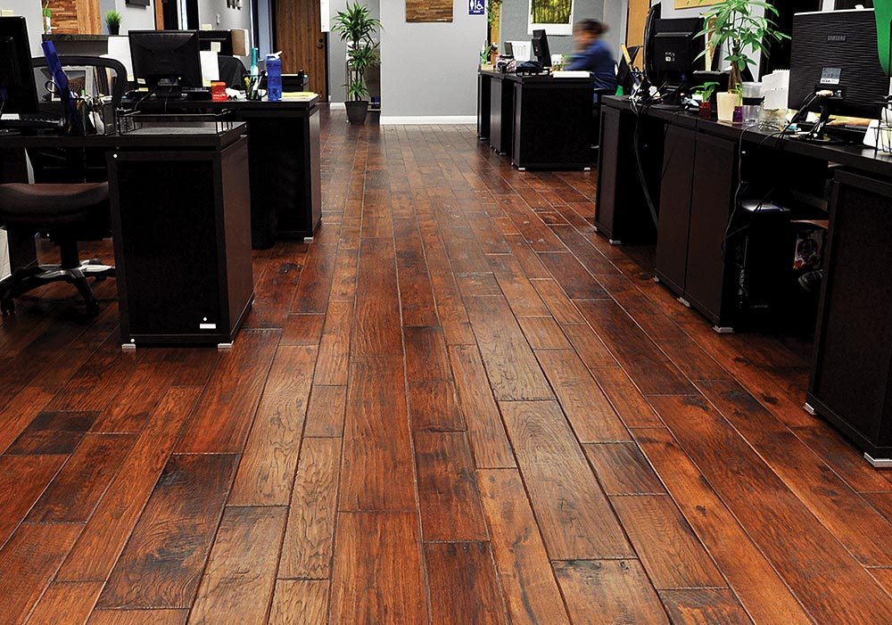 Legendary Charm hardwood color Fairmont