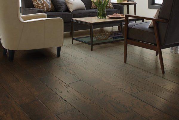 Destination Hardwood Polished Timber color 9000