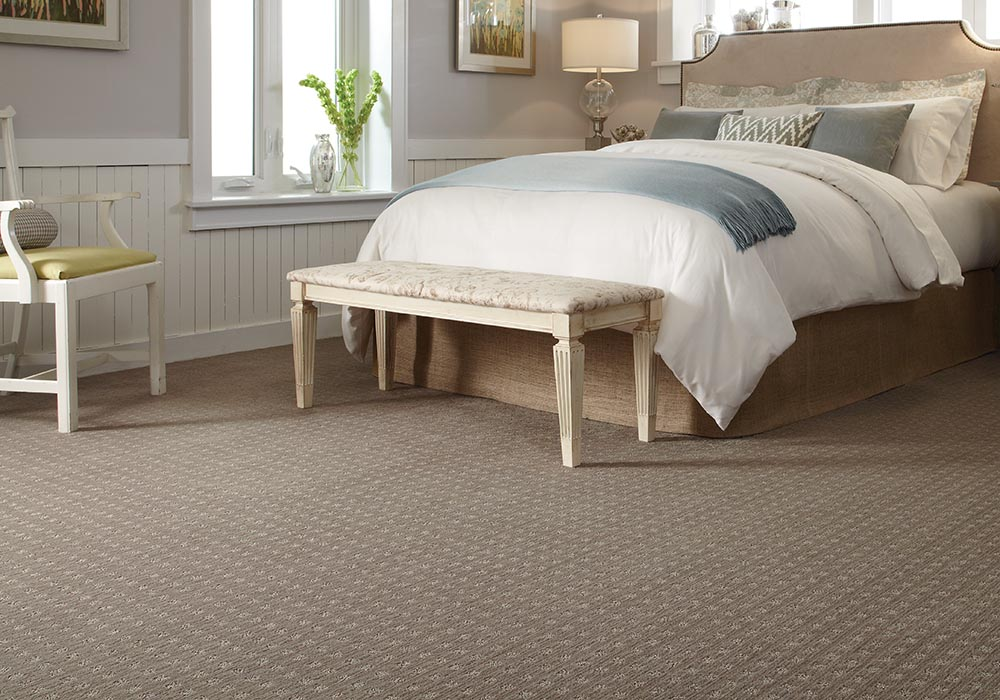 Retro Mod Fashion Destination Stainmaster carpet
