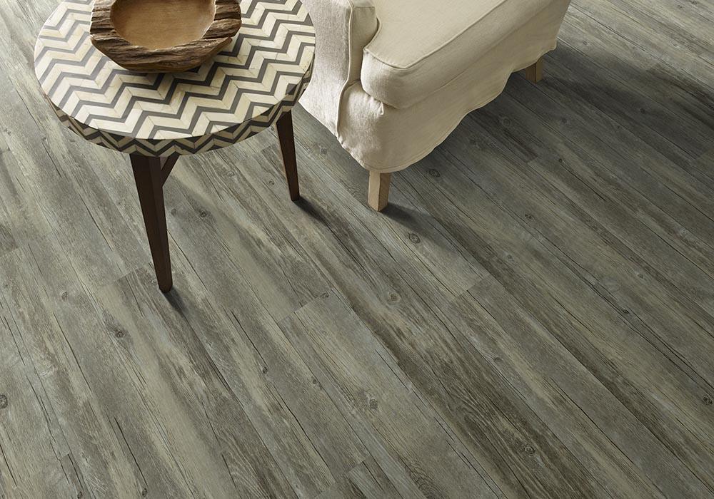 Timber Springs EVP gray Enhanced Vinyl Plank